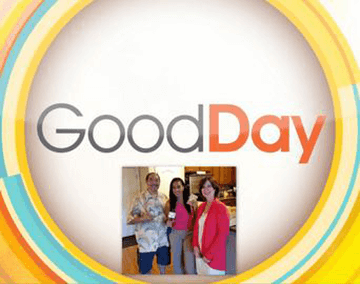 Featured on Good Day Sacramento